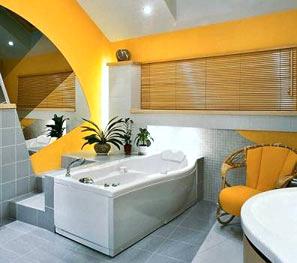 Фото дизайн в маленькой совмещенной ванной